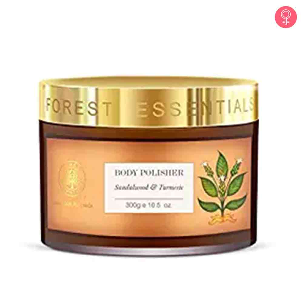 Forest Essentials Body Polisher