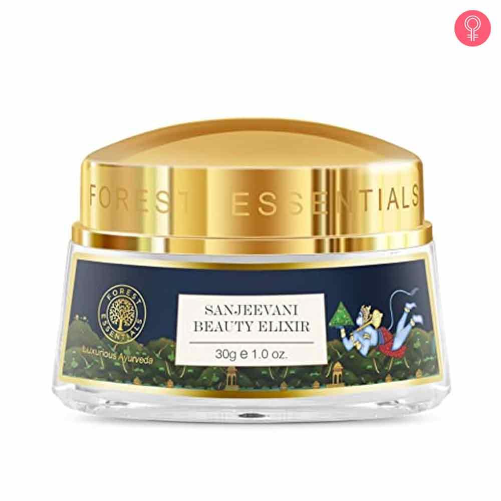 Forest Essentials Sanjeevani Beauty Elixir