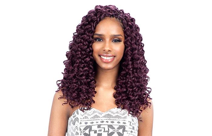 FreeTress GoGo Curl Crochet Hair