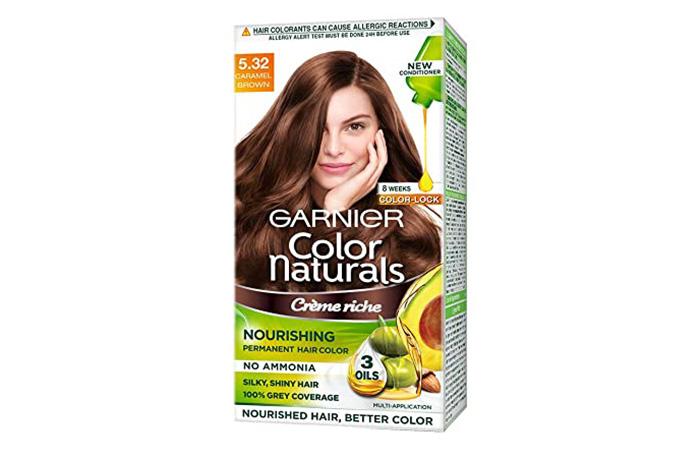 Garnier Color Natural Cream Hair