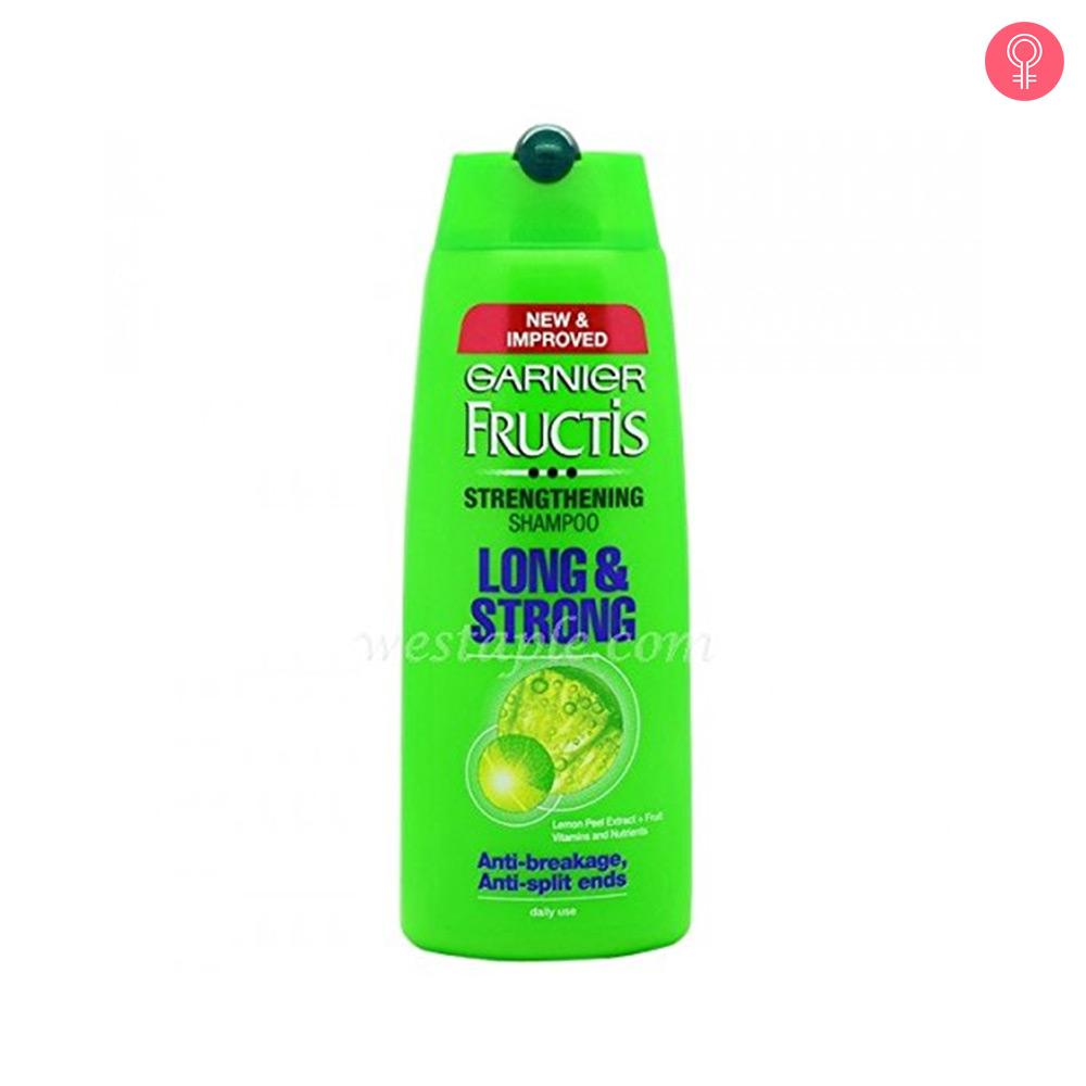 Garnier Fructis Long & Strong Strengthening Shampoo
