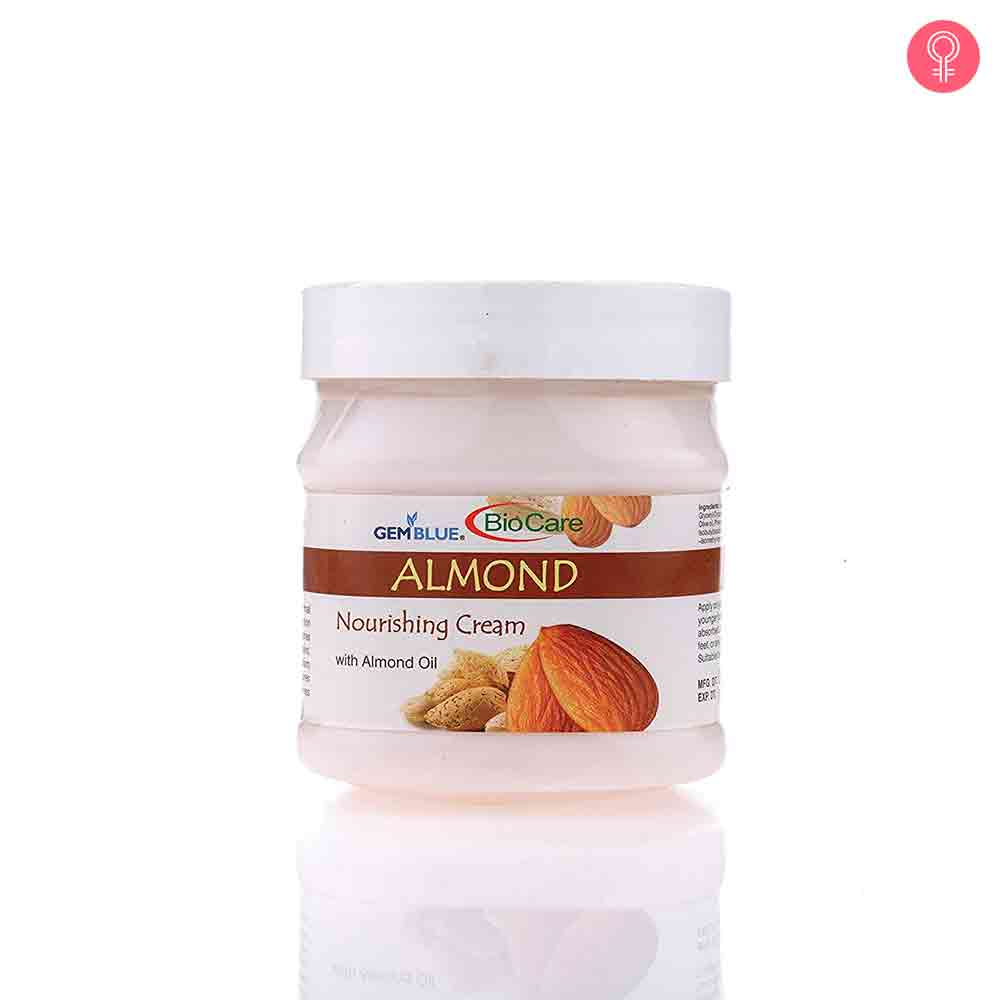 Gemblue BioCare Almond Nourishing Cream