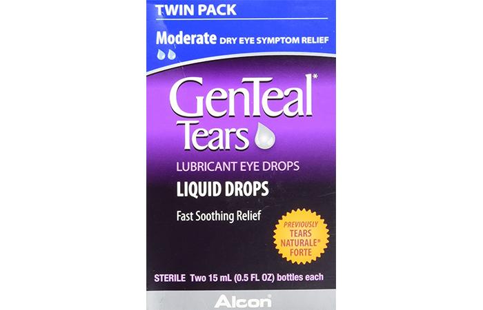 Gen Teal Tears Lubricant