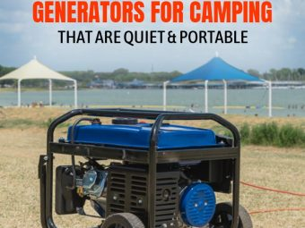 Generators For Camping That are Quiet And Portable