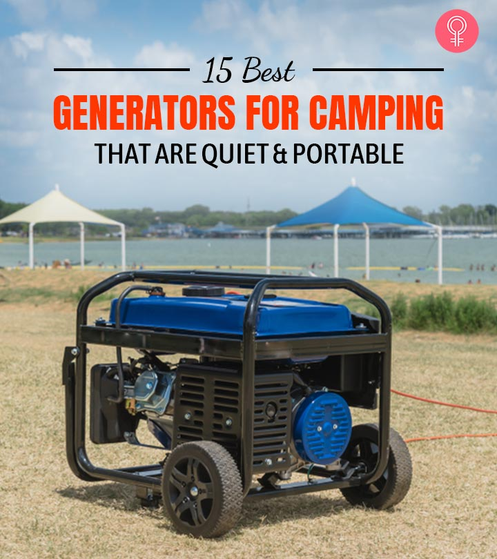 15 Best Generators For Camping That are Quiet And Portable – 2020