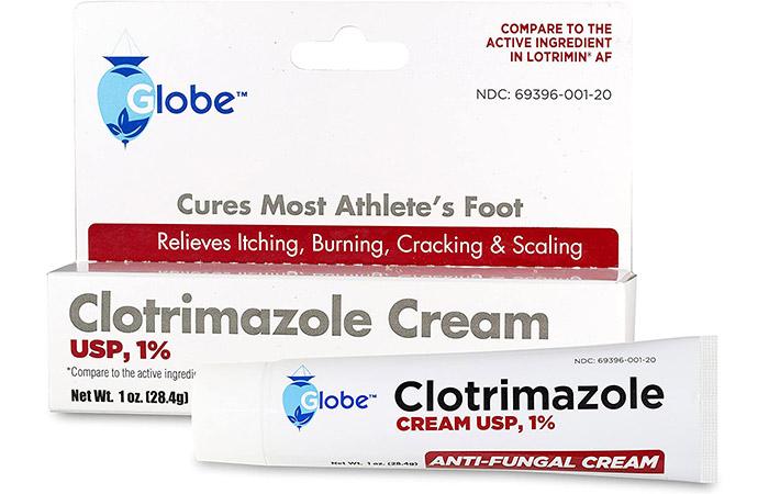Globe Clotrimazole Antifungal