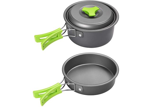 Gonex Camping Cookware Set