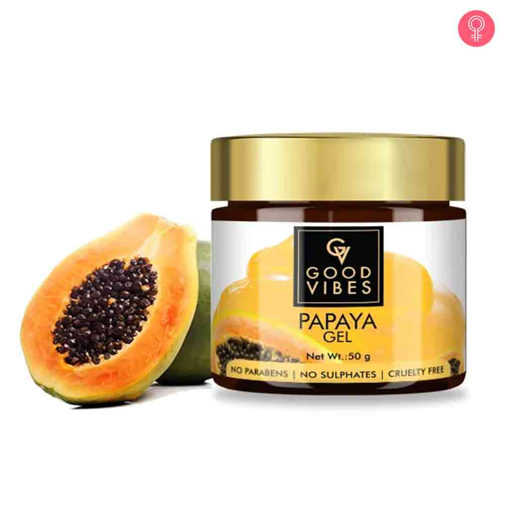 Good Vibes Papaya Gel
