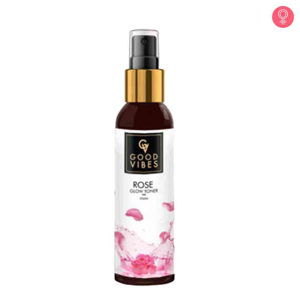 Good Vibes Rose Glow Toner