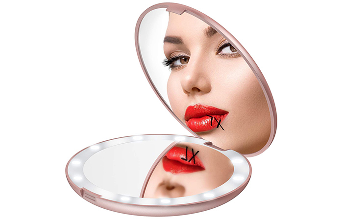 Gospire 5 Inch Travel Makeup Mirror