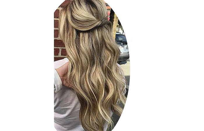 Hairro Tape In Hair Extension