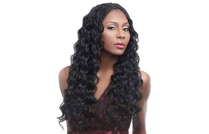 Harlem125 Synthetic Hair Kima Braids