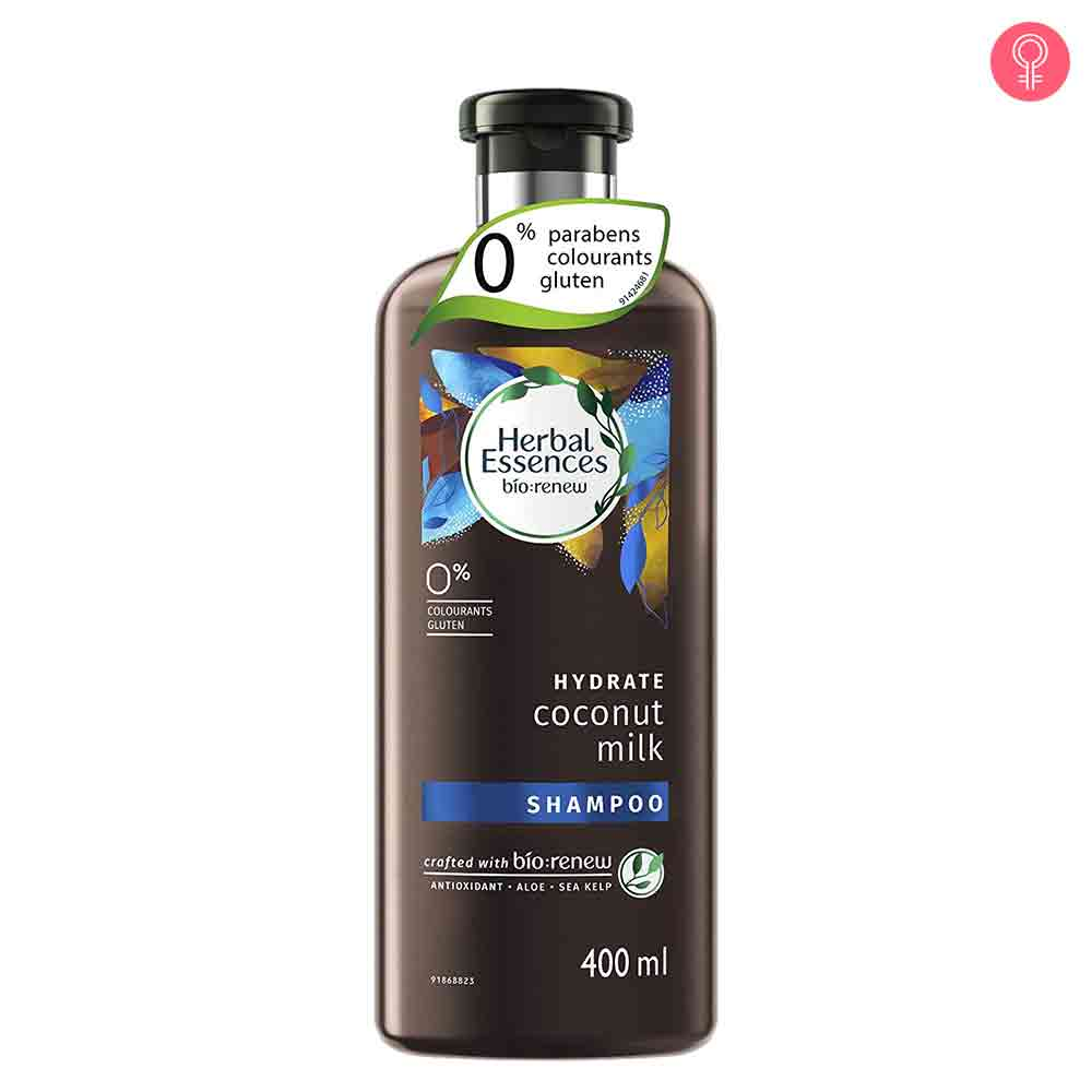 Herbal Essences Bio:Renew Hydrate Coconut Milk Shampoo