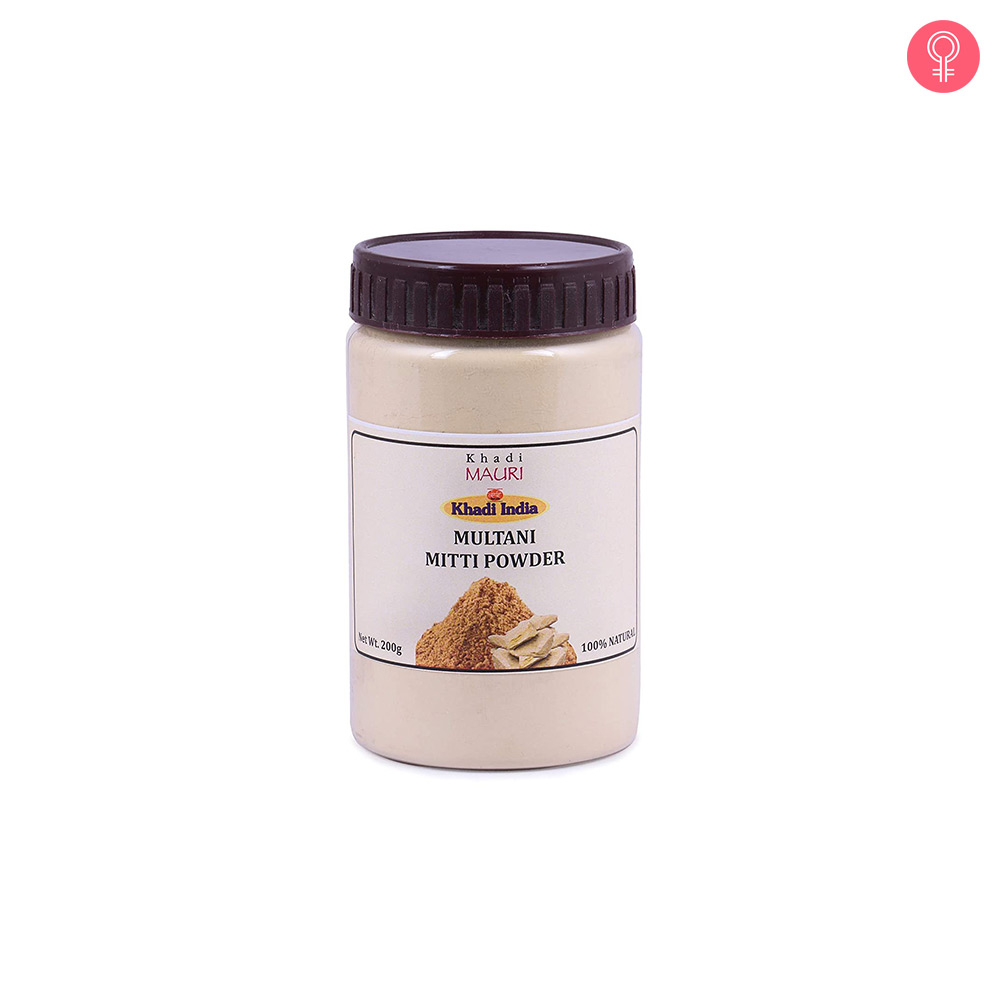 Khadi Mauri Herbal Multani Mitti