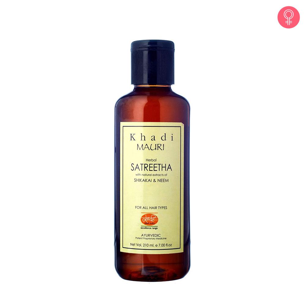 Khadi Mauri Herbal Satreetha Shampoo