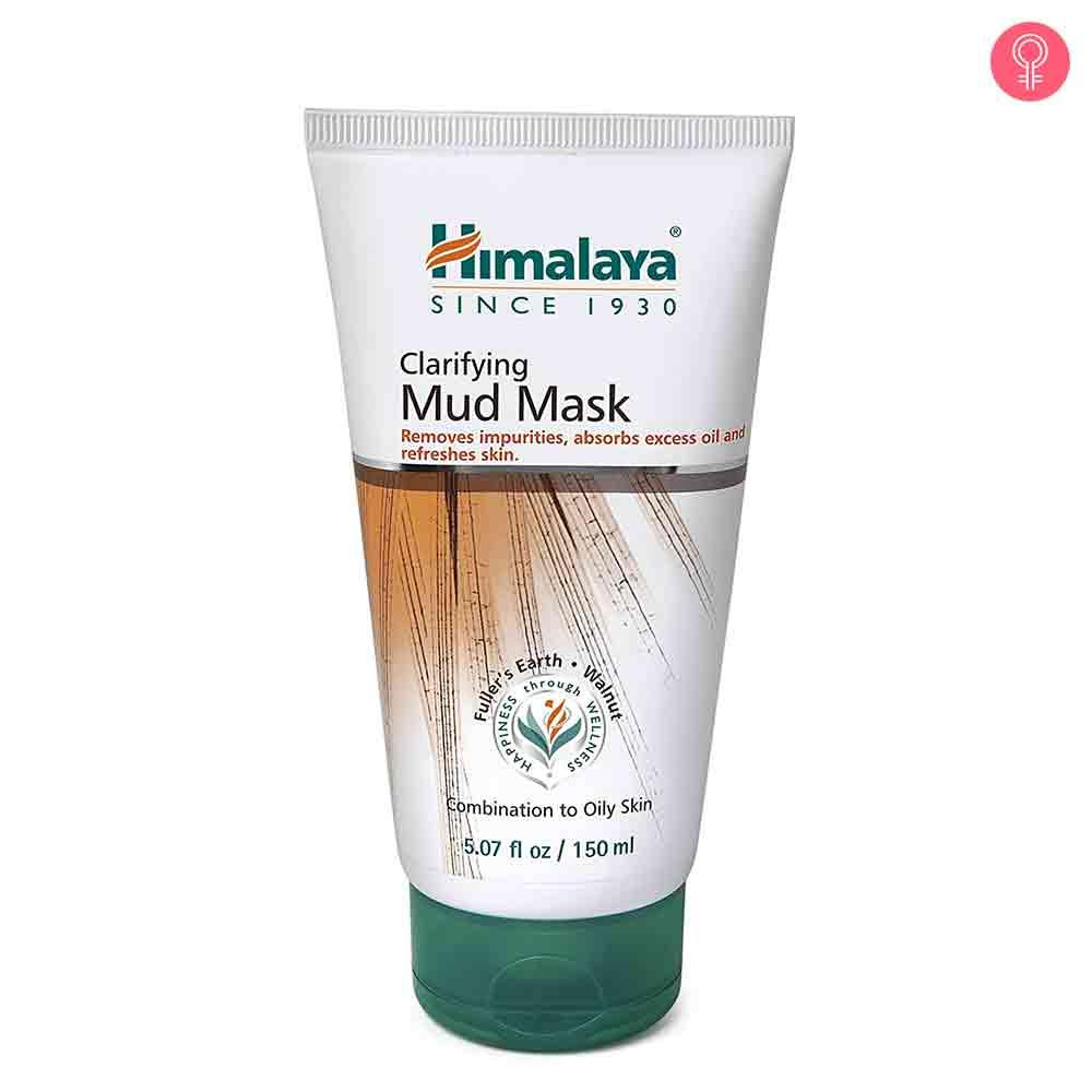Himalaya Herbals Clarifying Mud Mask