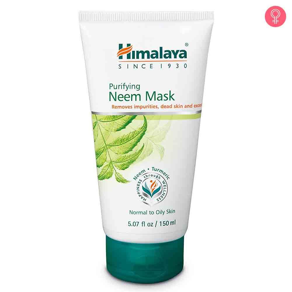 Himalaya Herbals Purifying Neem Mask