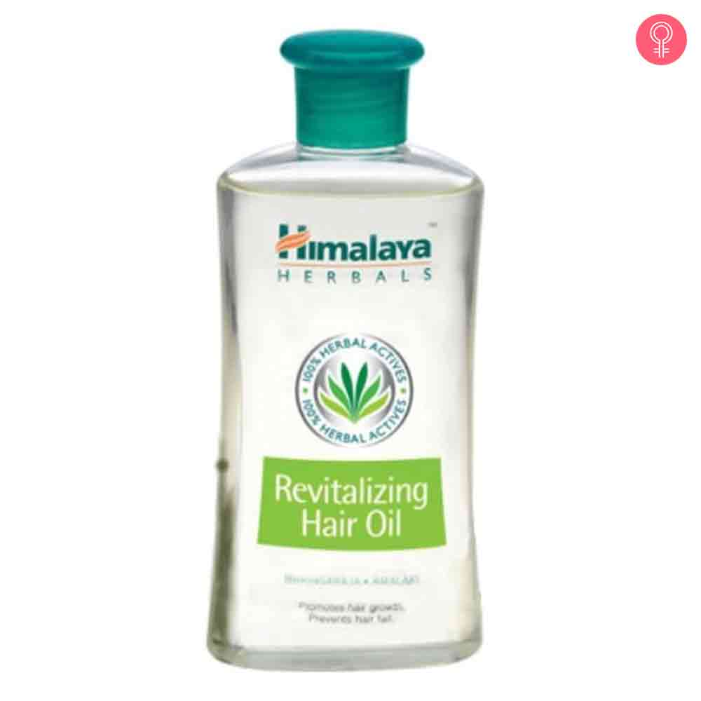 Himalaya Herbals Revitalizing Hair Oil