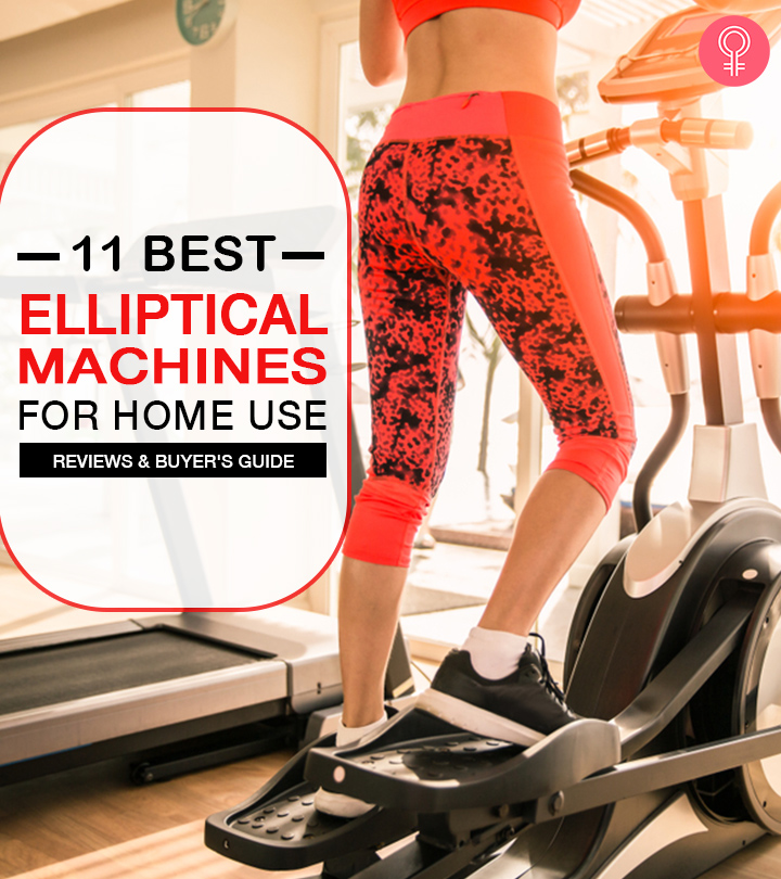 11 Best Elliptical Machines (2020) For Home Use To Burn Calories – With A Buyer Guide