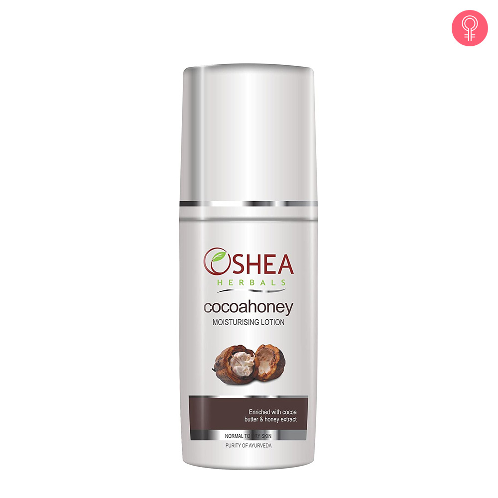 Oshea Herbals Cocoa Honey Moisturising Lotion