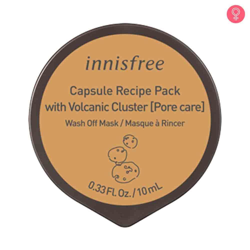 Innisfree Capsule Recipe Pack – Volcanic Cluster