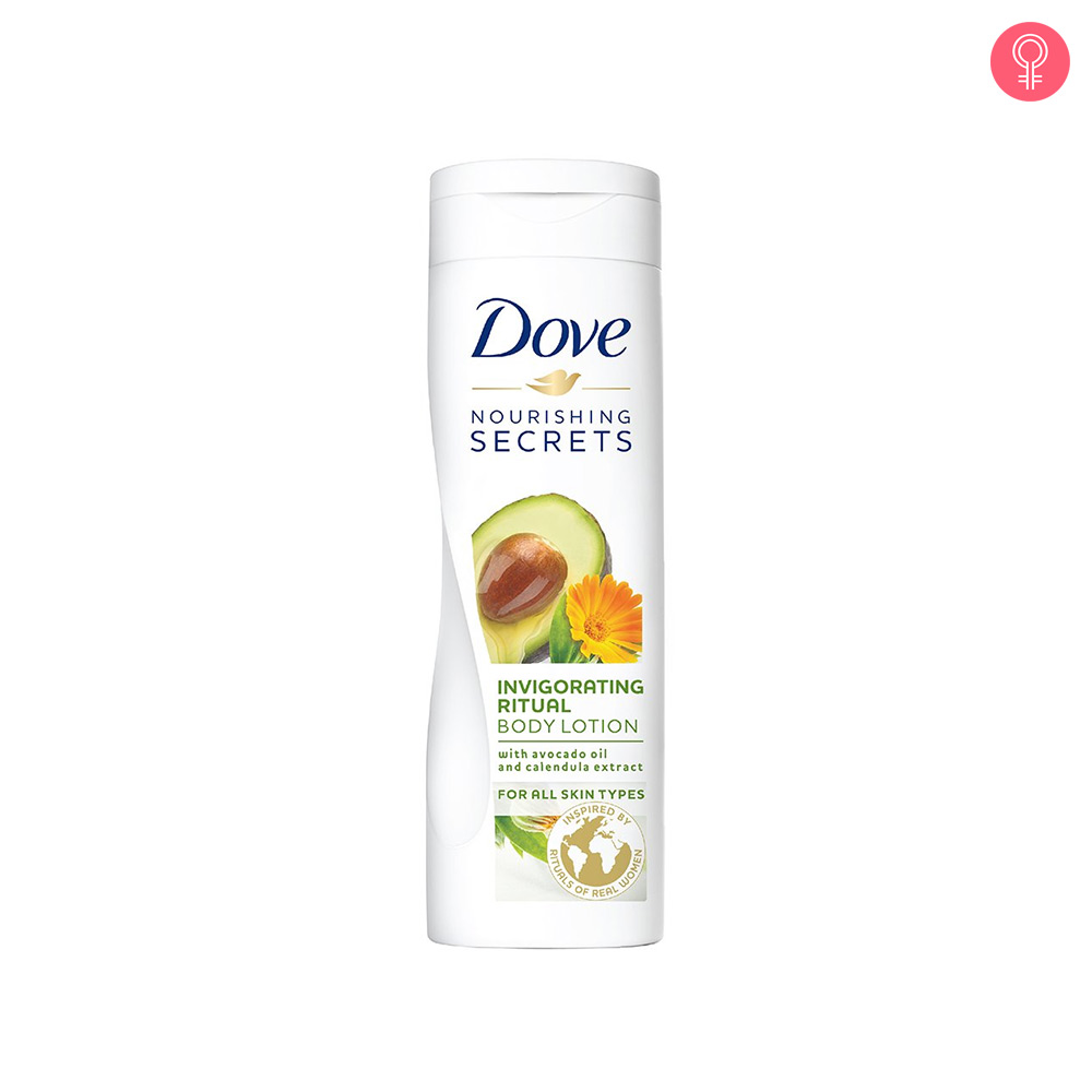 Dove Nourishing Secrets Invigorating Ritual Body Lotion