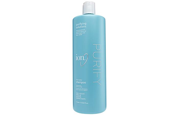 Ion Hard Water Shampoo