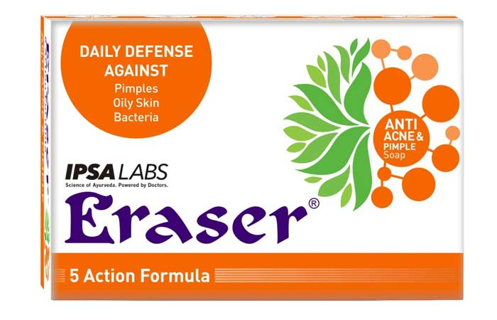 Ipsa Labs Eraser Anti-acne and Pimple Soap
