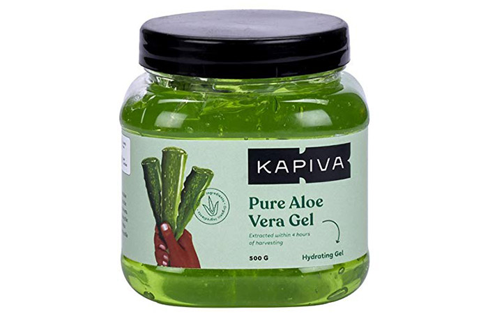 Kapiva Pure Aloe Vera Skin Gel