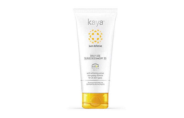 Kaya Clinic Daily Use Sunscreen SPF 30