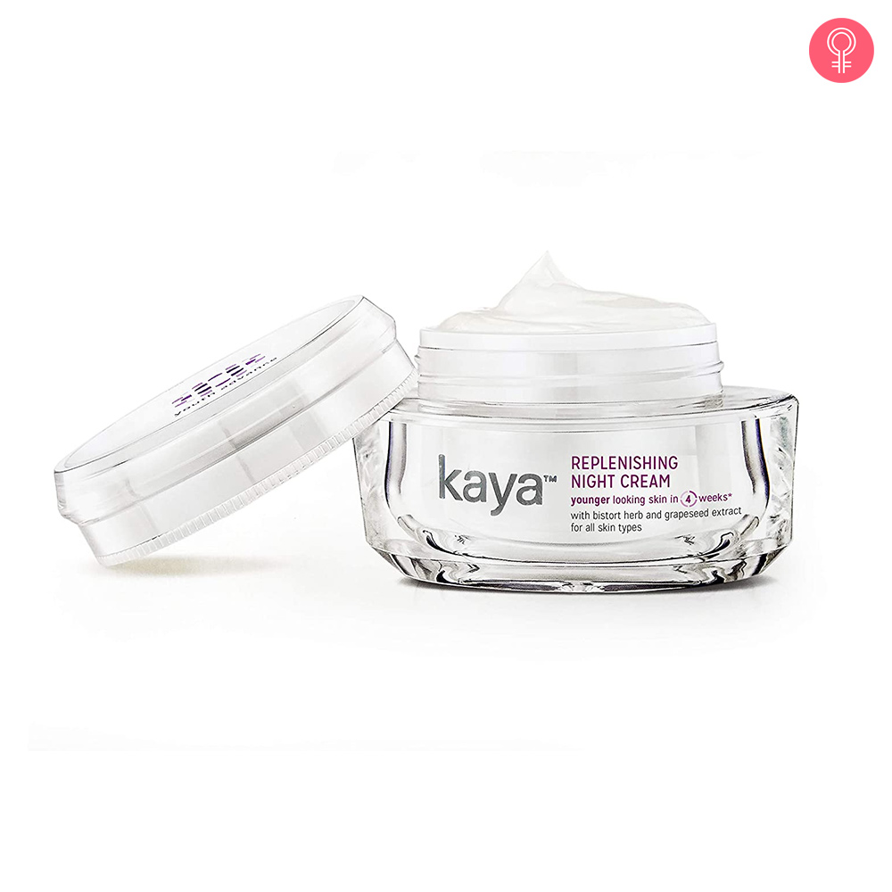 Kaya Replenishing Night Cream