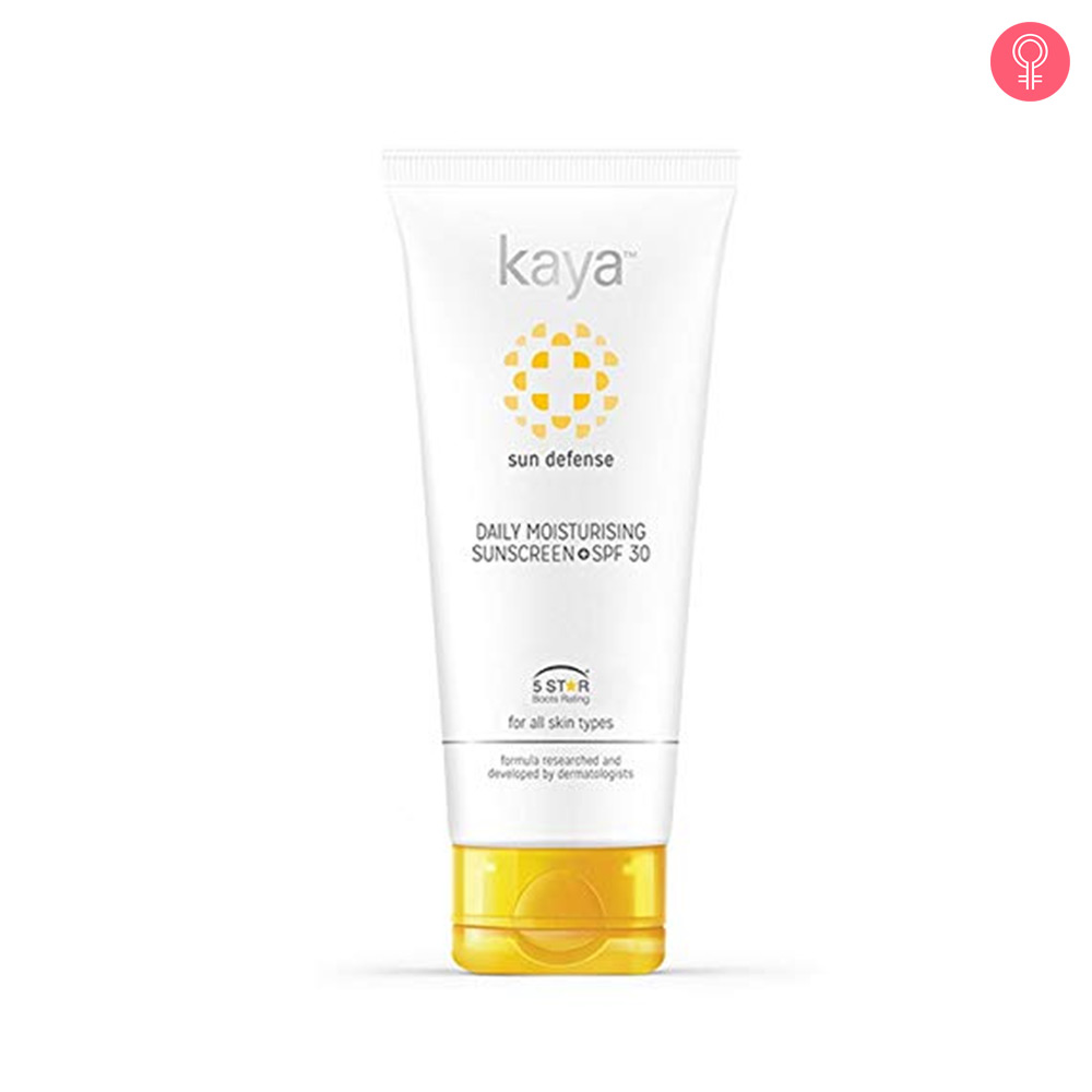 Kaya Skin Clinic Daily Moisturizing Sunscreen SPF 30