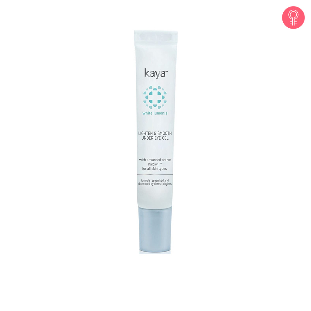 Kaya White Lumenis Lighten And Smooth Under Eye Gel