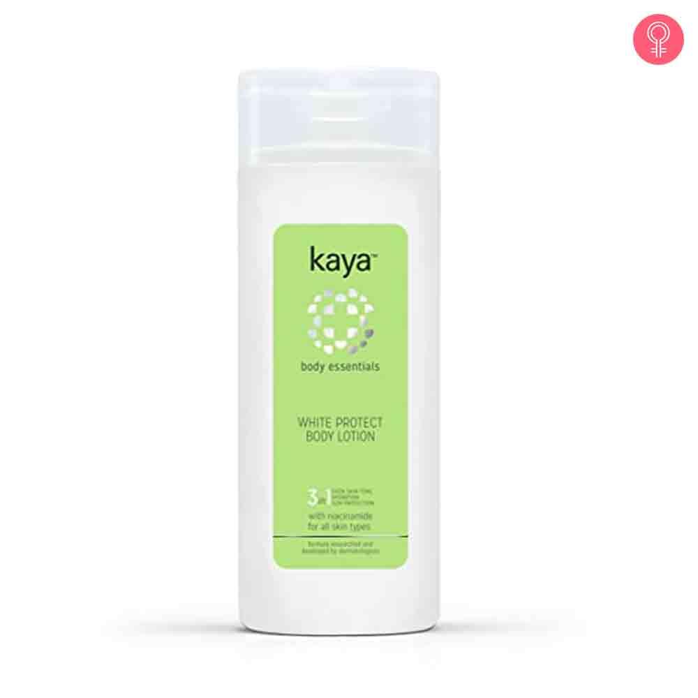 Kaya White Protect Body Lotion