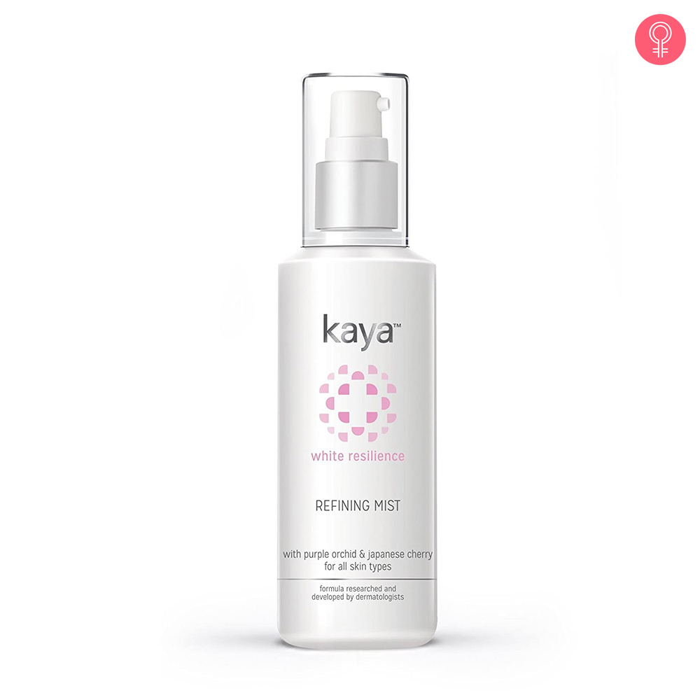 Kaya White Resilience Refining Mist