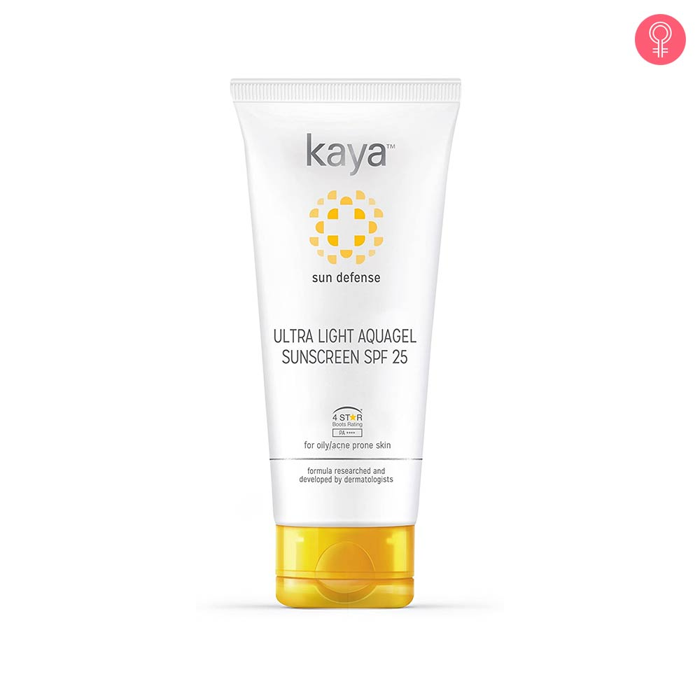 Kaya Ultra Light Aquagel Sunscreen SPF 25