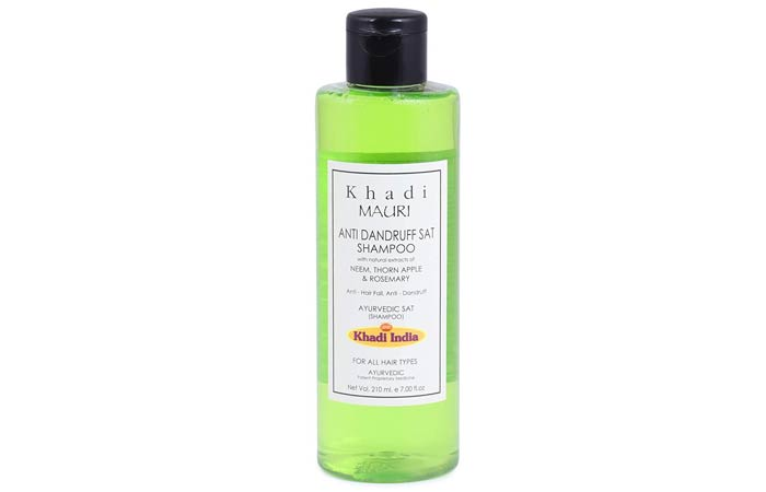Khadi Mori Herbal Anti-Dandruff Herbal Shampoo