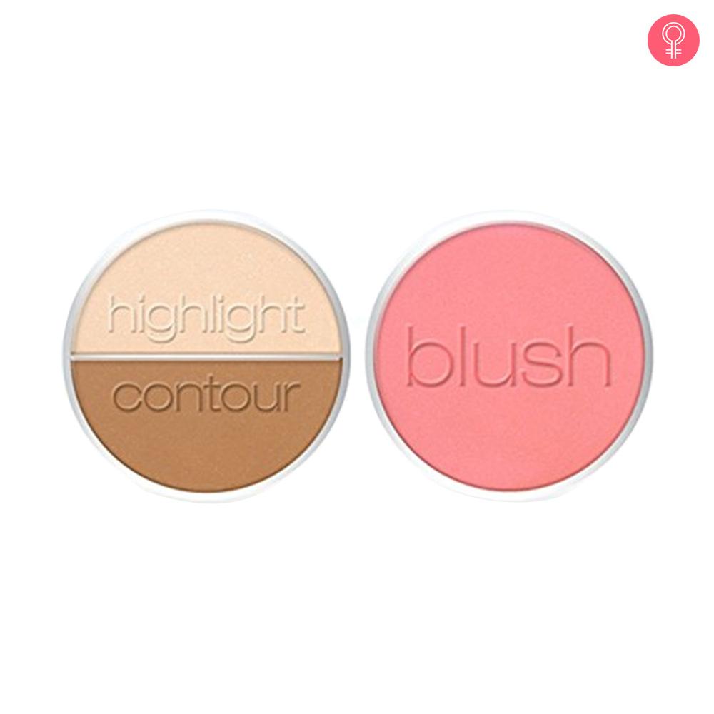 L.A. Colors 3D Blush Contour