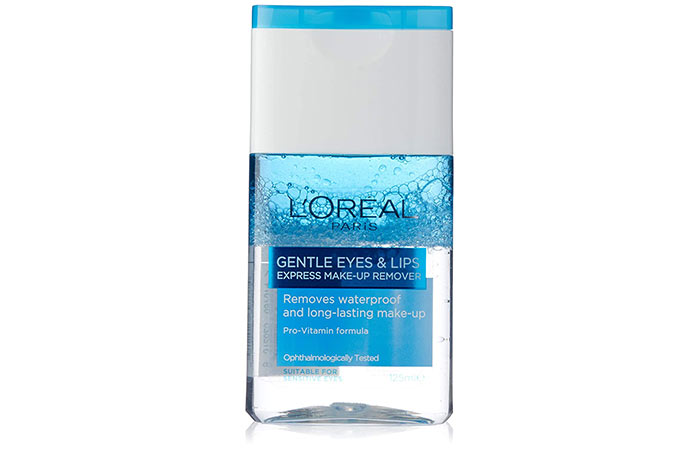 L'Oreal Paris Dermo Expertise Lip & Eye Makeup Remover
