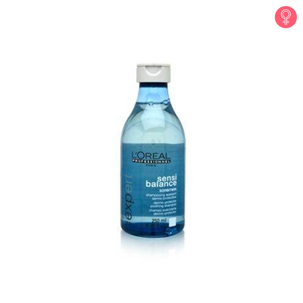 L'Oreal professionnel serie expert sensi balance shampoo