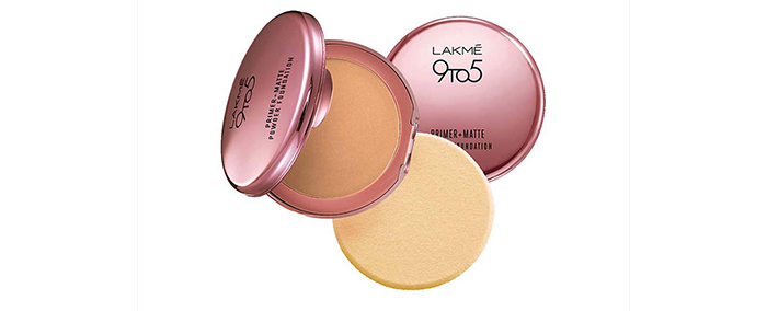 Lakme 9 to 5 Primer with Matte Powder Foundation