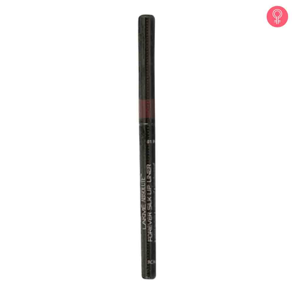 Lakme Absolute Forever Silk Lip Liner