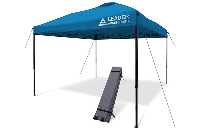 Leader Accessories Pop Up Canopy Tent