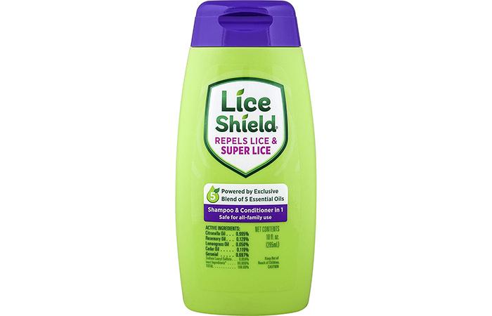 Lise Shield Shampoo