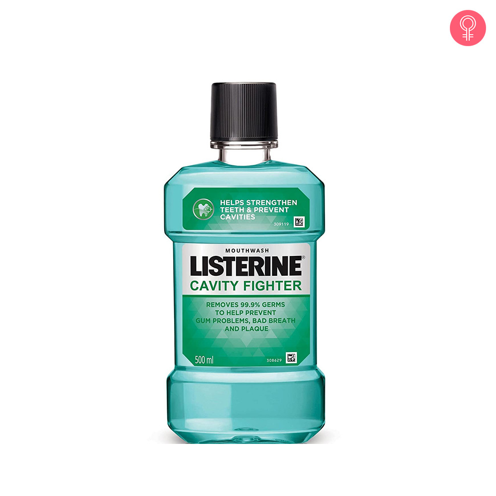 Listerine Cavity Fighter Mouthwash