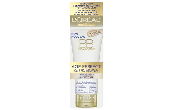 Loreal Paris Age Perfect BB Cream