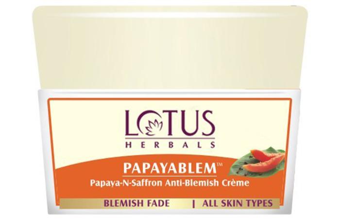 Lotus Herbals Papayablem