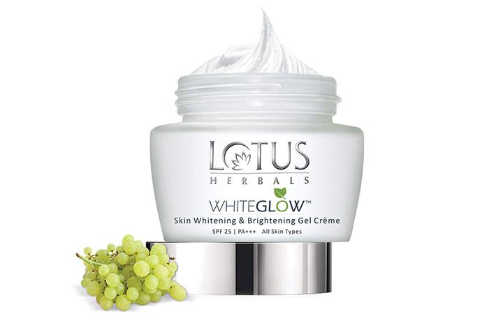 Lotus Herbals White Glow Gel Cream