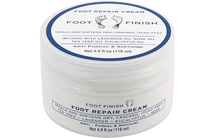 Love Lori Foot Finish Foot Repair