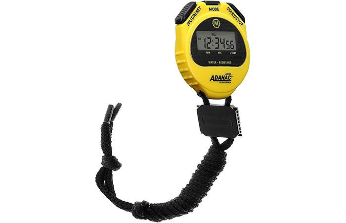MARATHON Adanac 4000 Digital Stopwatch Timer